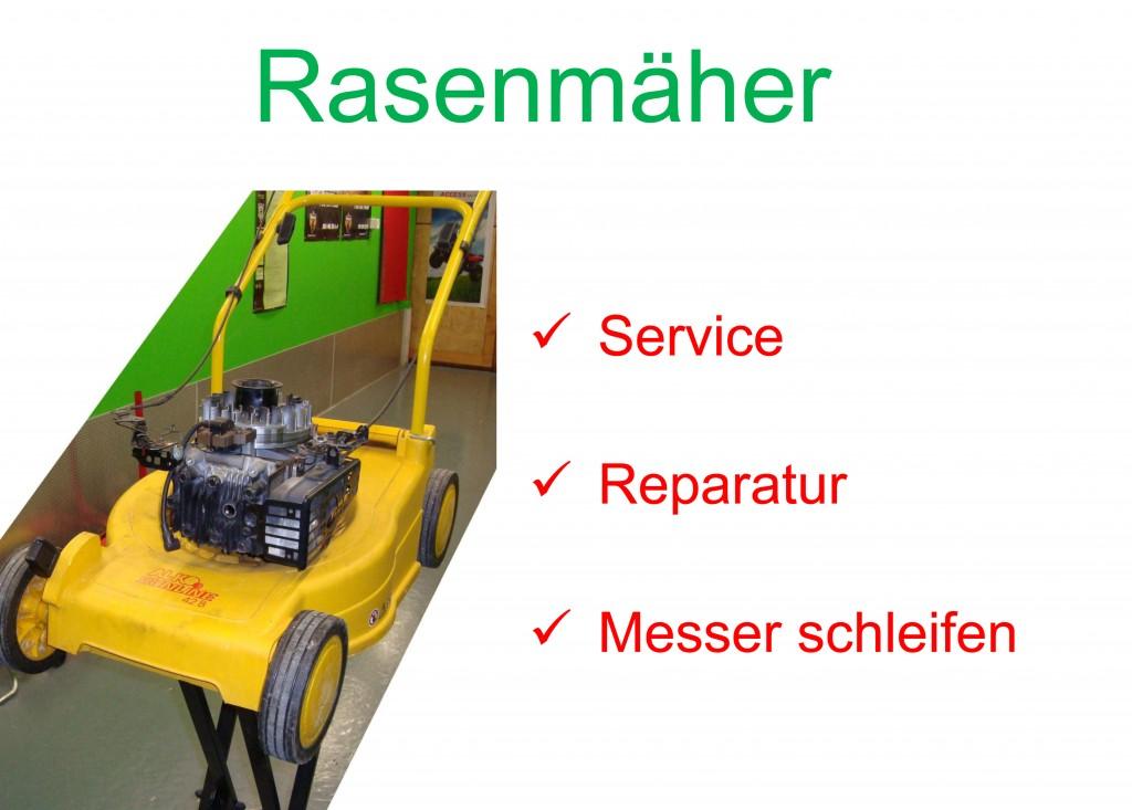 Rasenmäher service  QuadTech-Koch :: Rasenmäher Service, Reparaturen